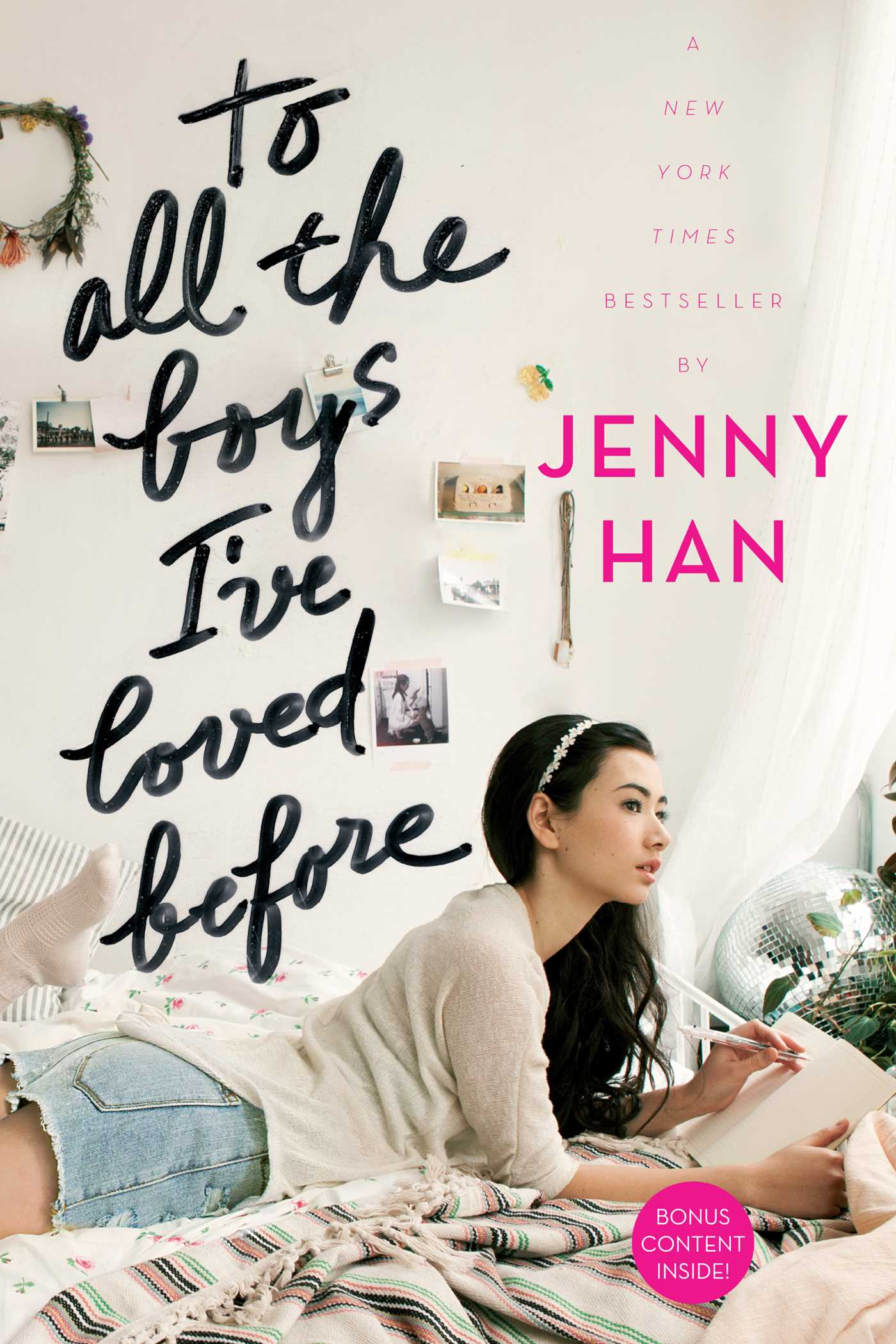 Lana Condor cast in 'To All The Boys I've Loved Before' Movie Adaptation