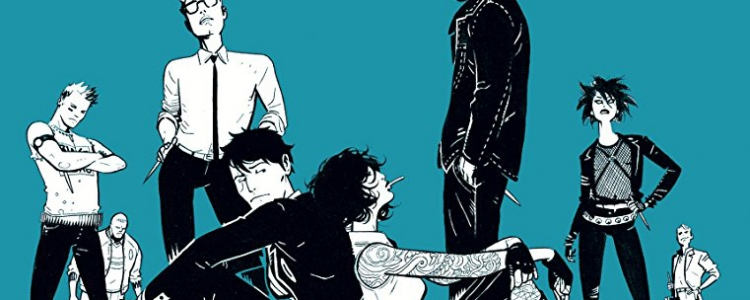 Deadly Class graphic novel
